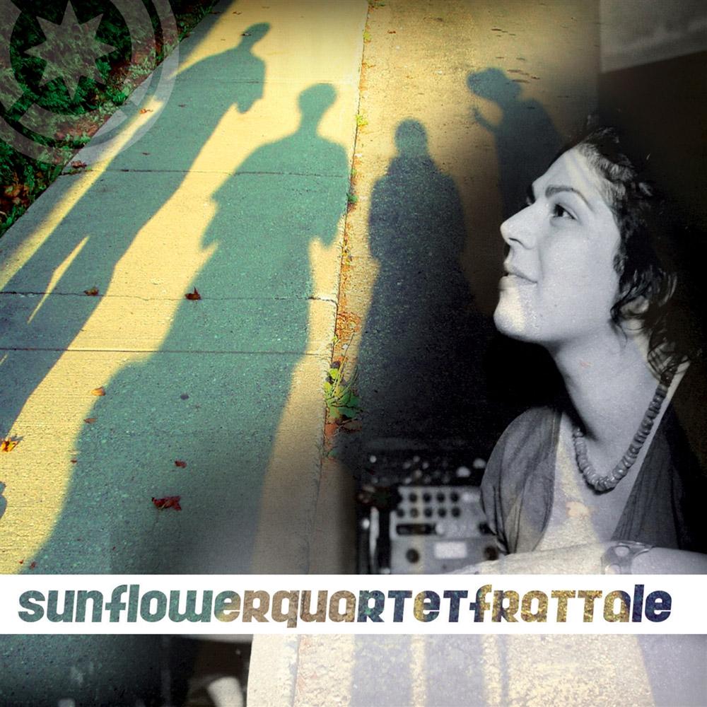 Sunflower Quartet Frattale S'Ardmusic